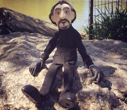 Doctor Puppet: the Master in Central Park