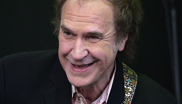 Ray Davies of the Kinks (Rex Features via AP Images)