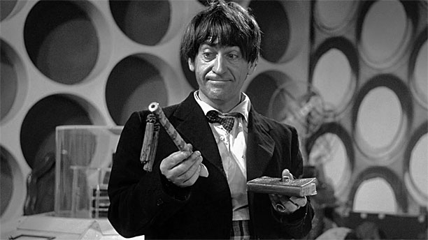 Patrick Troughton as the Second Doctor (Pic: BBC)
