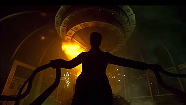 Doctor Who Season Eight Trailer (Pic: BBC)