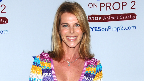 Catherine Oxenberg at the benefit gala for YES! on Prop 2 campaign. (Photo: AP/Tammie Arroyo)