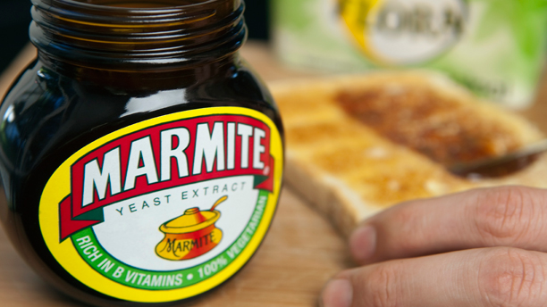 Marmite: an acquired taste. (Photo: Newscast Limited via AP Images)