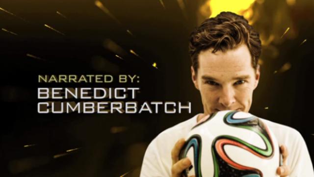 Benedict Cumberbatch, World Cup