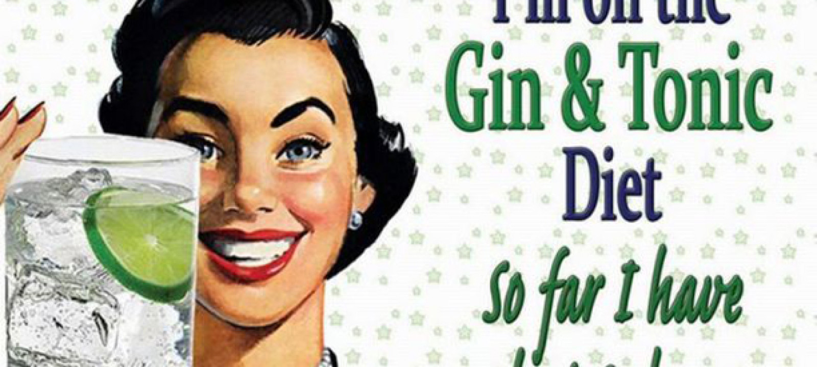 Gin and Tonic Image