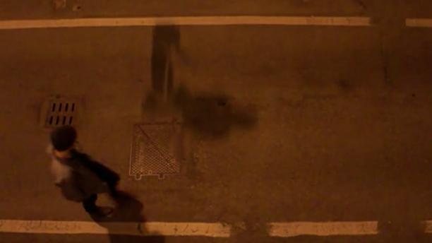 """Me and your shadow ..."" Waidaminute? (Vimeo)"