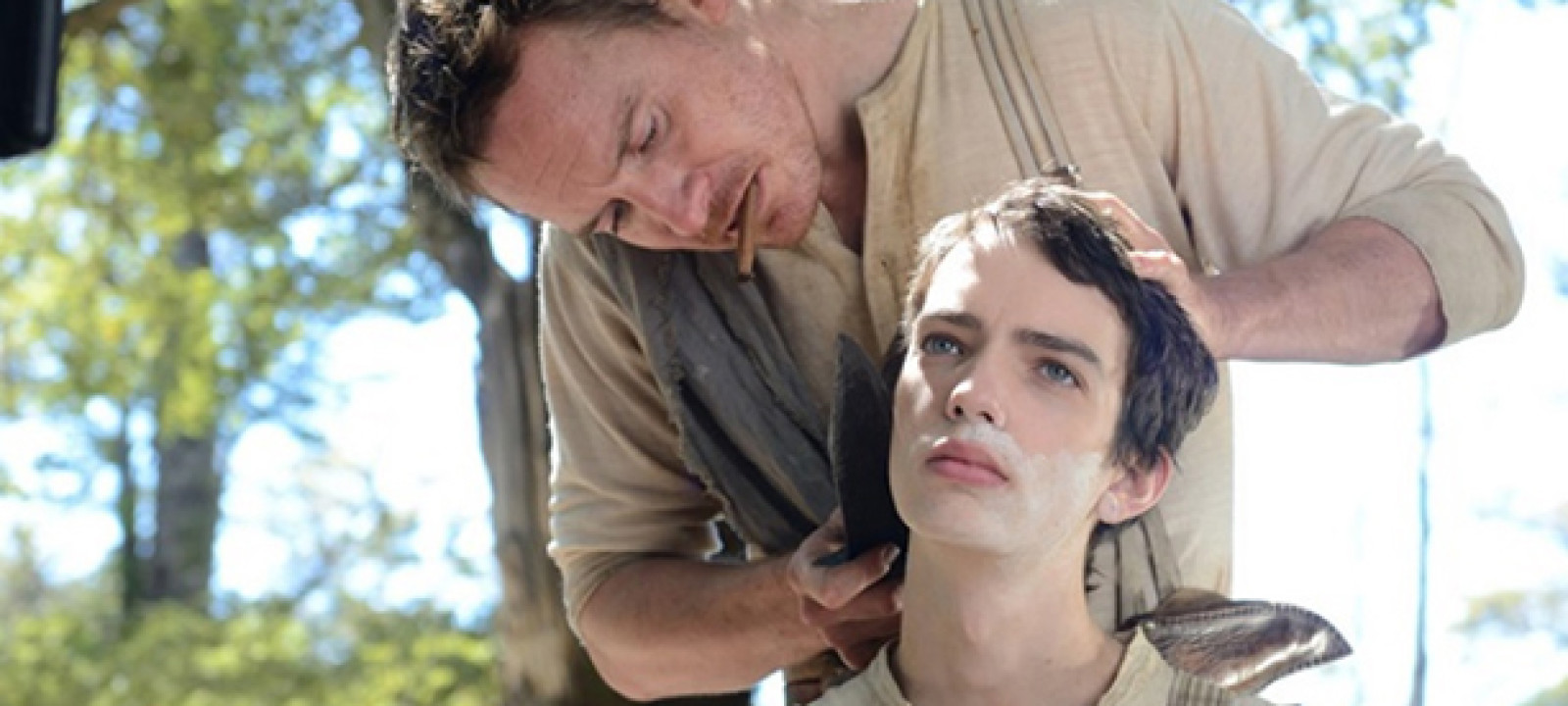 Michael Fassbender, Slow West