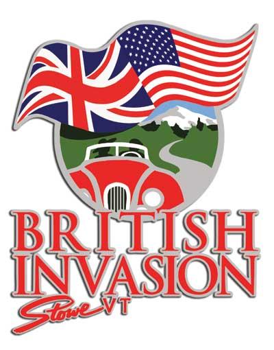 (British Invasion)