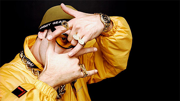 Sacha Baron Cohen as Ali G (Pic: Channel 4)