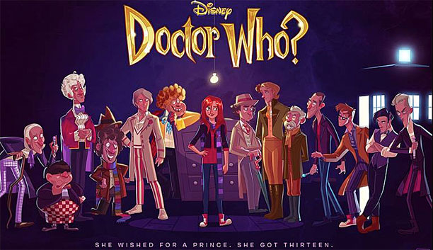 'Disney Doctor Who?' by Stephen Byrne