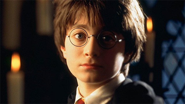 Daniel Radcliffe in 'Harry Potter and the Sorcerer's Stone'
