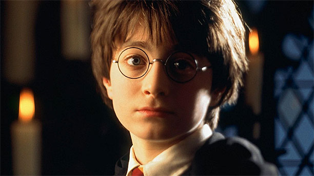 Daniel Radcliffe in 'Harry Potter and the Sorcerer's Stone'  (Pic: Warner Bros)