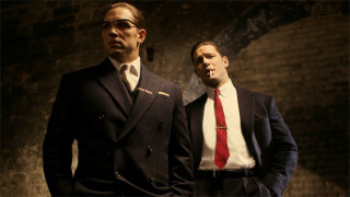 Tom Hardy as The Krays