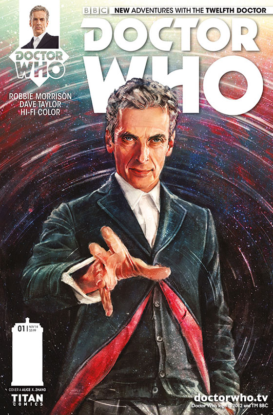 Titan Comics: The Twelfth Doctor