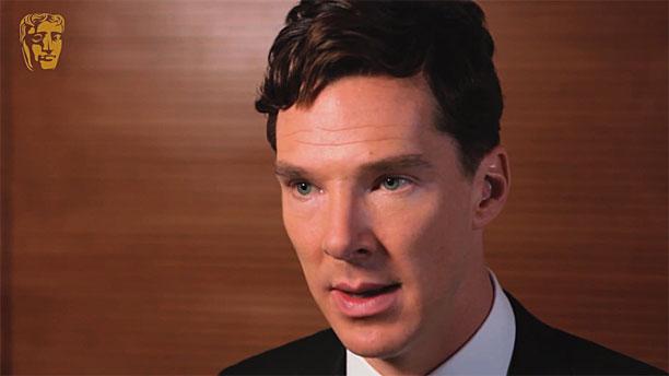 Benedict Cumberbatch (Pic: BAFTA)