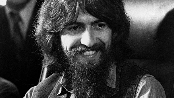 George Harrison (Pic: AP Images)