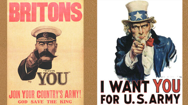 Lord Kitchener's poster