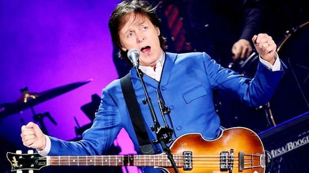 Sir Paul McCartney (Pic: Gary Miller/FilmMagic)