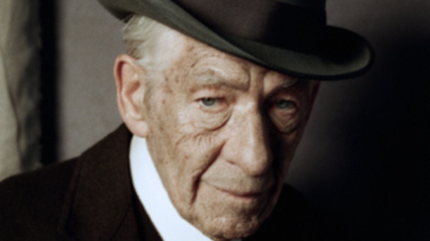 Sir Ian McKellen in 'Mr. Holmes'
