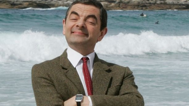 Rowan Atkinson as Mr. Bean: one of Britain's greatest cultural figures? (Pic: Reuters)