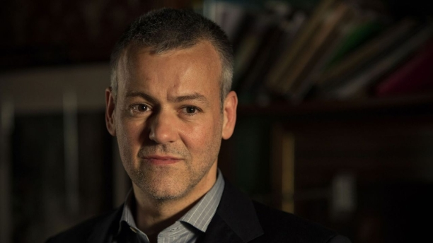 Rupert Graves in 'Sherlock' (BBC)