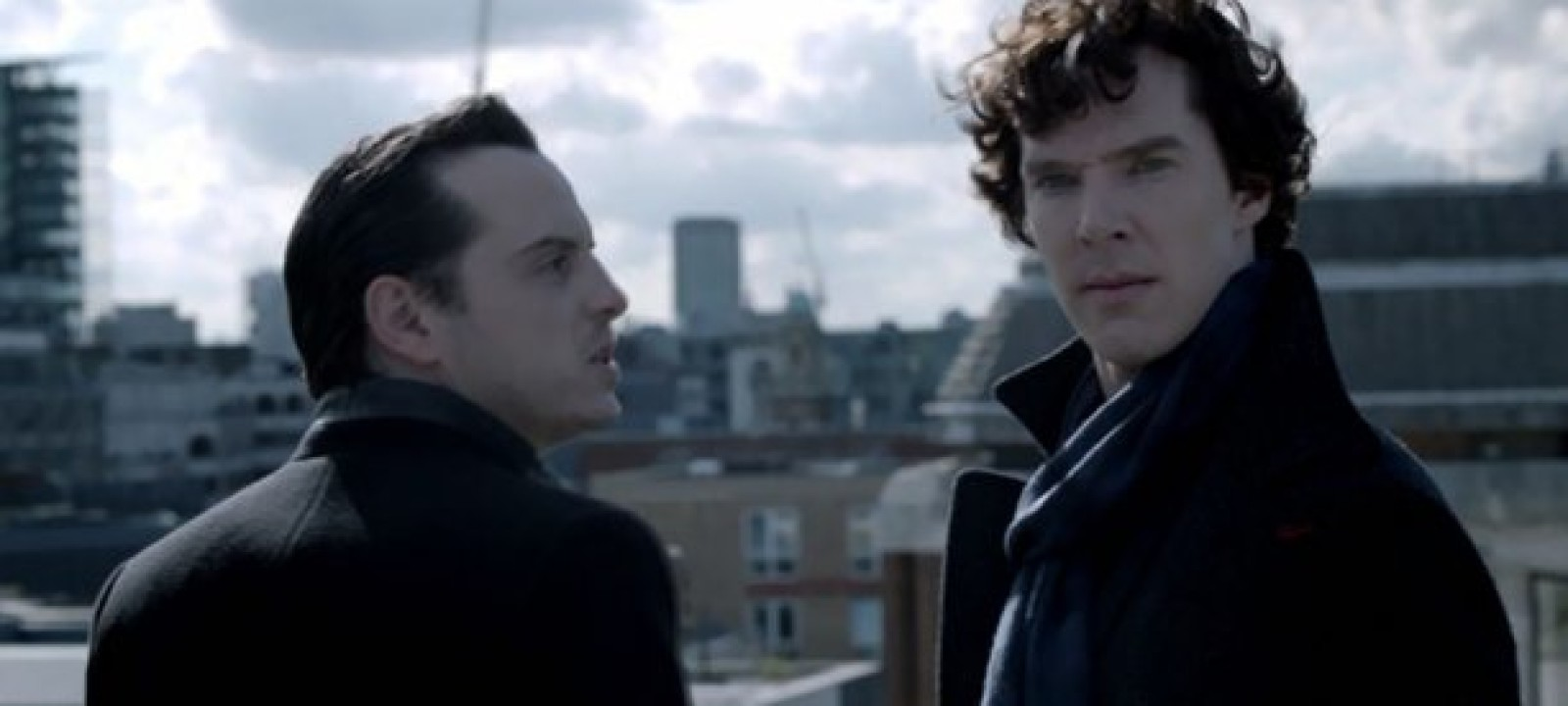 """Benedict Cumberbatch Says the Return of Moriarty is """"A ..."""