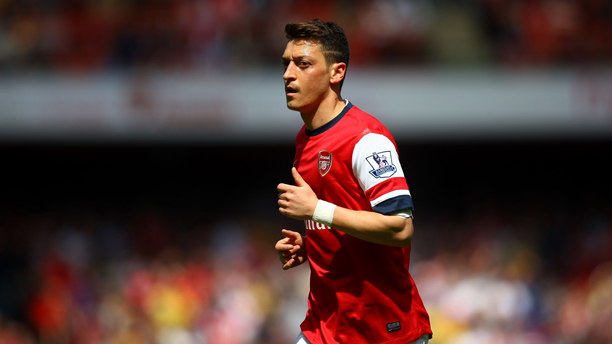 Mesut Özil (Photo: Rex Features via AP Images)