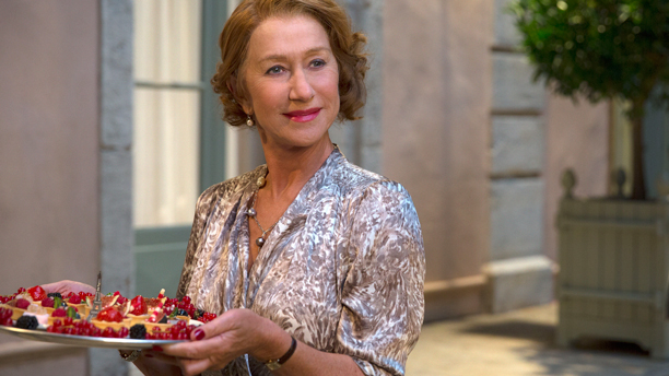 Dame Helen Mirren in 'The One-Hundred Foot Journey' (Photo: DreamWorks)