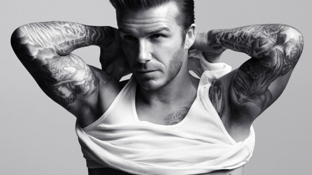 David Beckham Feature Photo