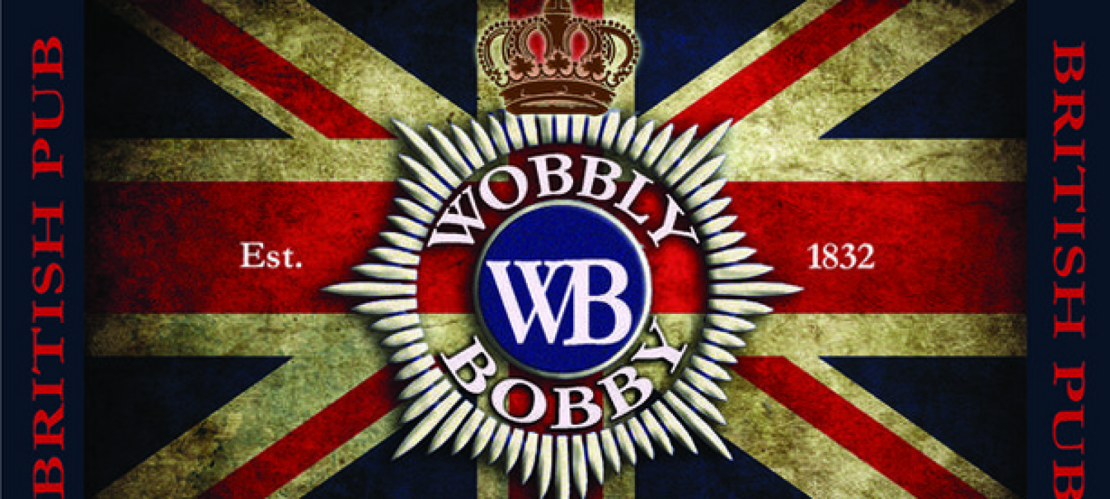 Wobbly Bobby British Pub