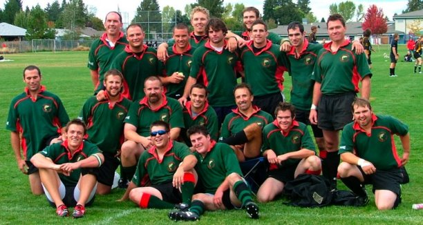 Bozeman rugby players: a fearsome yet friendly bunch. (Bozeman Cutthroats)