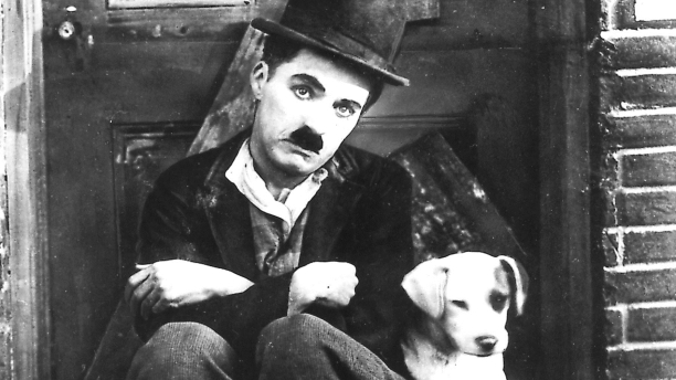 "Charlie Chaplin as the ""Tramp"" character. (Pic: AP)"