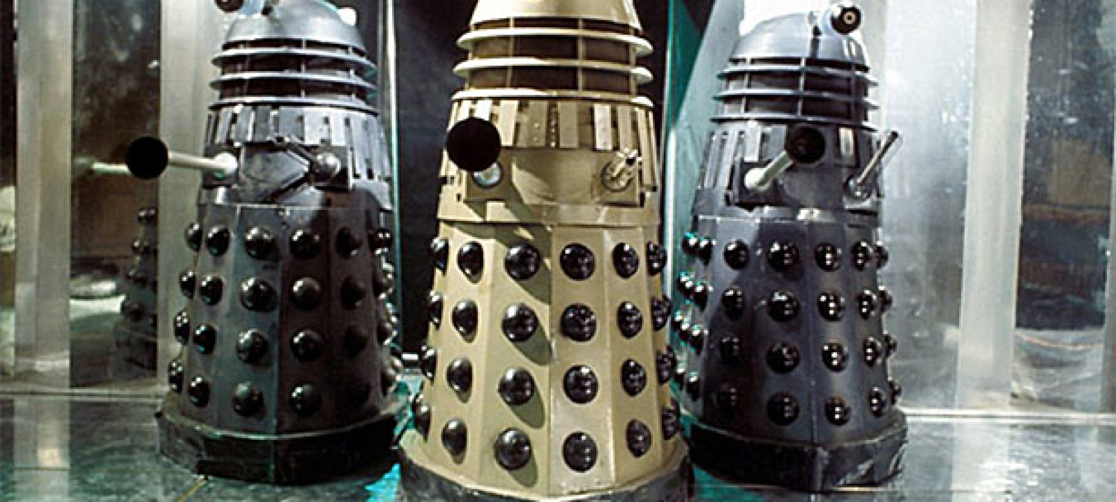 Doctor Who' Brit Binge: 10 Greatest Dalek Episodes | Anglophenia ...