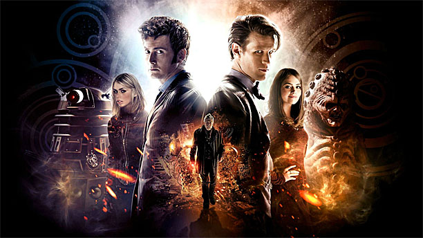 'The Day of the Doctor' (Pic: BBC)