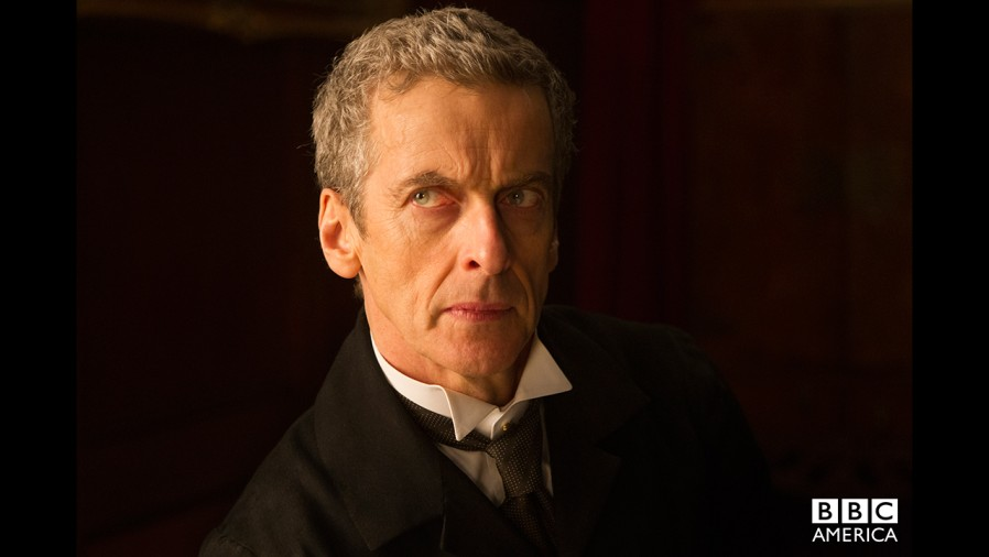 Peter Capaldi as the Doctor (Pic: BBC)