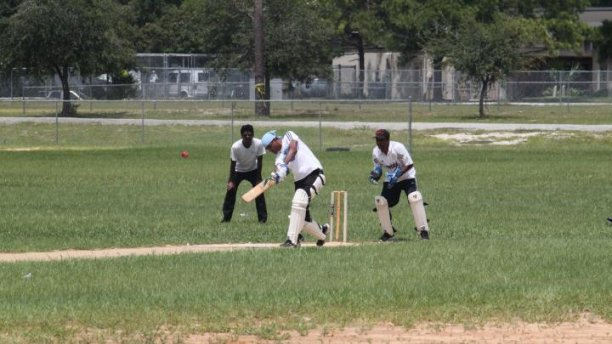 Floridian Cricket in action. (NFCL)