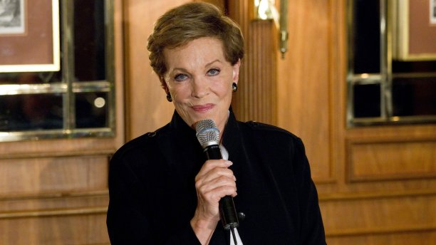 An Evening With Julie Andrews toured Australia and New Zealand in 2013, before returning to Dame Julie's native U.K. in 2014. (Rex Features/AP)