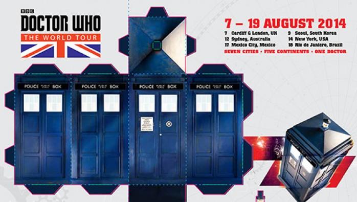 TARDIS model