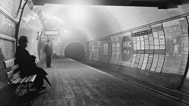 The Tube in 1890