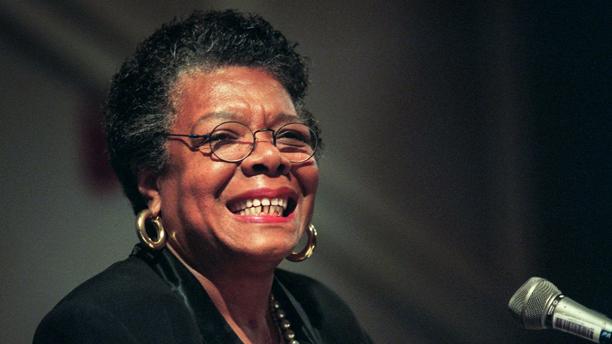Maya Angelou. (Photo: AP/The Virginian-Pilot, Huy Nguyen)