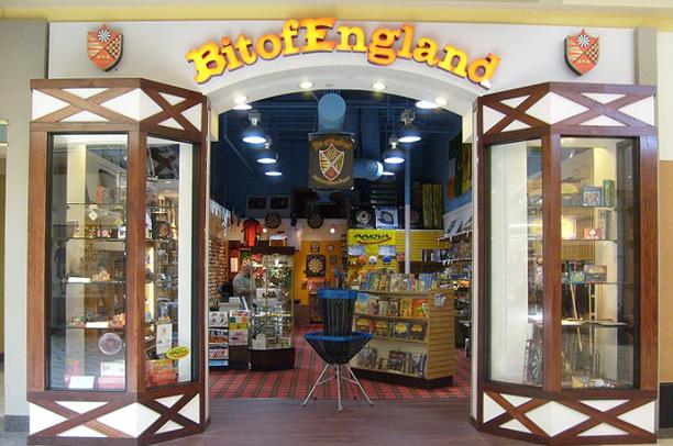 (Bit of England)