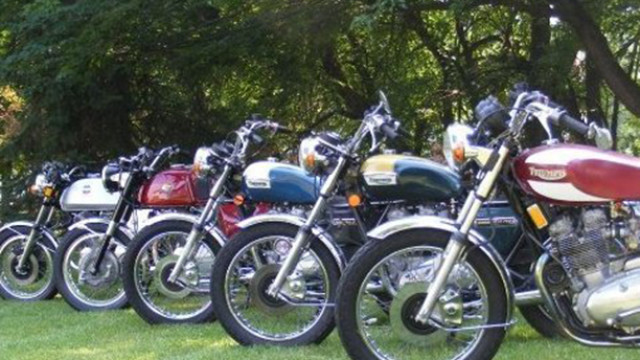 British Motorcycles