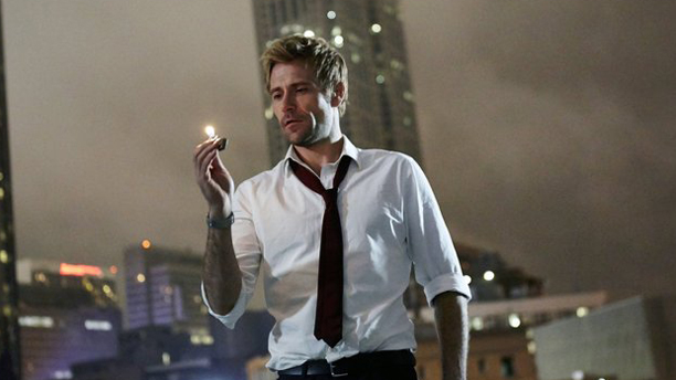 Constantine ... (DC Comics/NBC)
