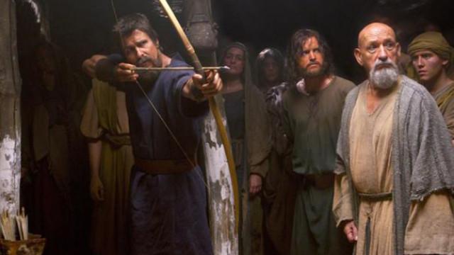 Exodus, Christian Bale, Ben Kingsley