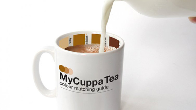 MyCuppa, Milk
