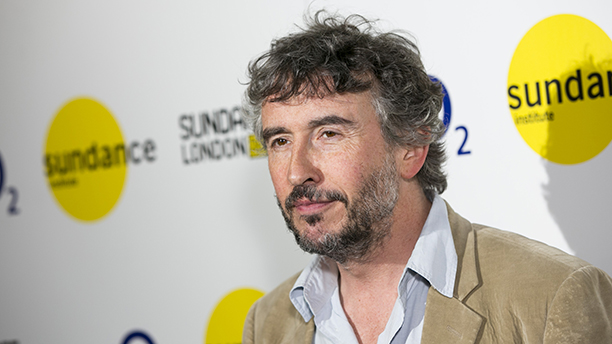 Britain's actor Steve Coogan arrives for the The Trip To Italy premiere at the Sundance Film Festival in London, Friday April 25, 2014. (Photo by John Phillips Invision/AP Images)