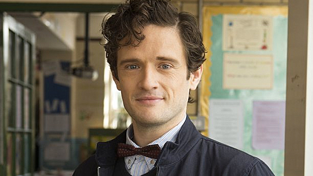 Doctor Who Caretaker Adrian