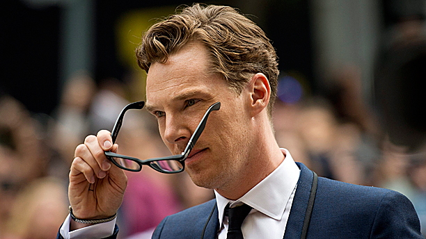 Benedict Cumberbatch (Pic: AP Photo/The Canadian Press, Nathan Denette)