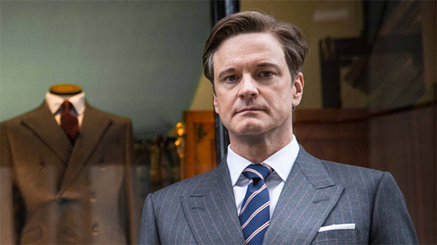 Colin Firth in Kingsman: The Secret Service (Pic: 20th Century Fox)