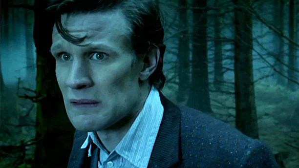 The Doctor faces his fears in 'Hide' (Pic: BBC)