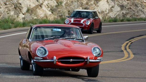 Mount Lemmon Bonus Run 2013 (Tuscan British Car Register).
